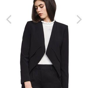 BCBG MAXAZRIA black blazer in size xs.